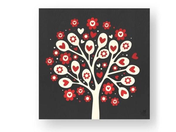 hearts colors # 56