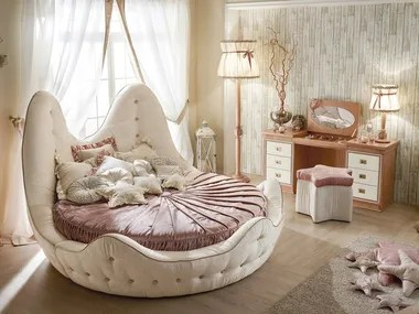 round beds for kids bedroom