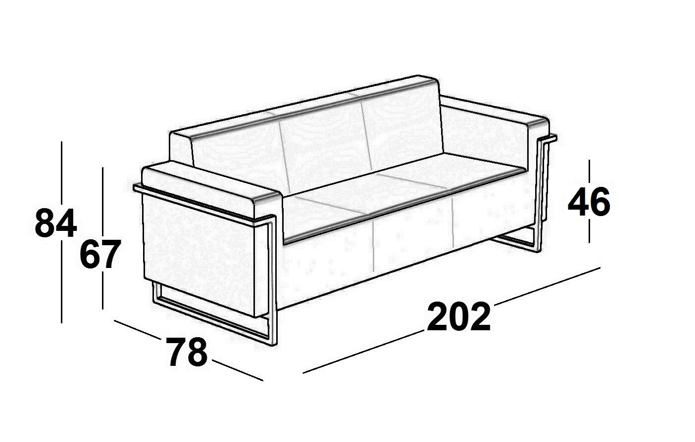 4 Seater Leather Sofa Wiring Diagram Database
