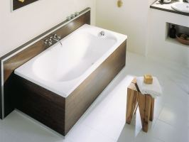 Einbau  Badewanne aus emailliertem Stahl BETTEPUR by Bette