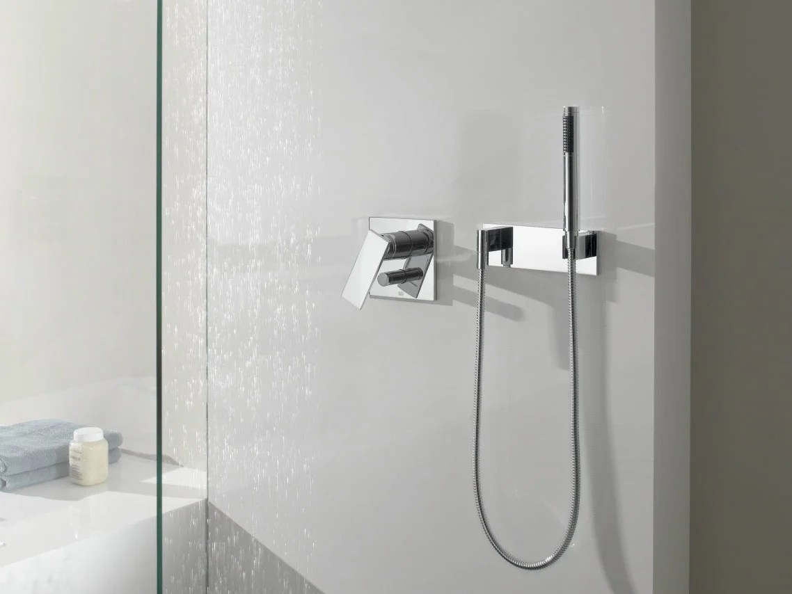 Single Handle Shower Mixer With Diverter SUPERNOVA By