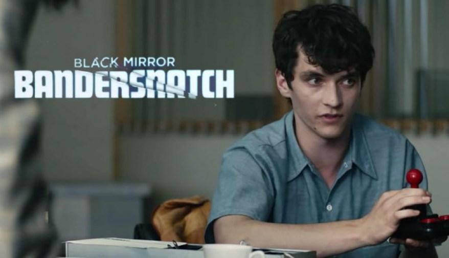 Resultado de imagen para black mirror: bandersnatch