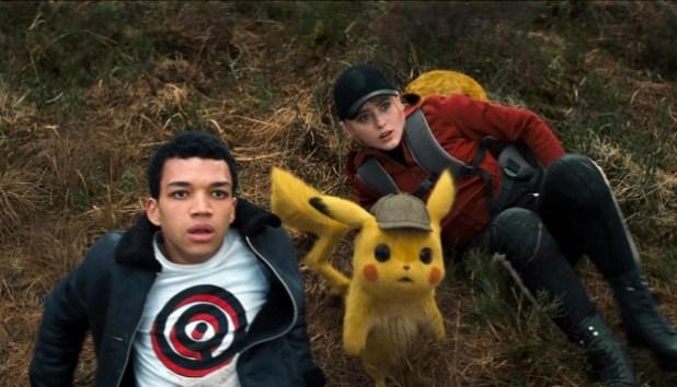 Resultado de imagen para detective pikachu justice smith