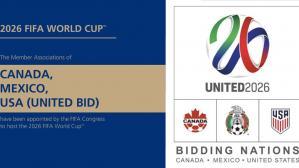 Estados Unidos, México y Canadá organizarán el Mundial-2026