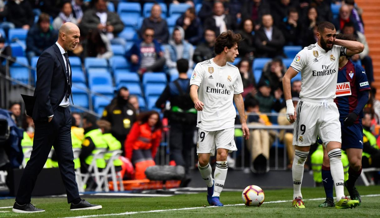 Real Madrid vs. Eibar: mejores imágenes del partido. (Foto: AFP)