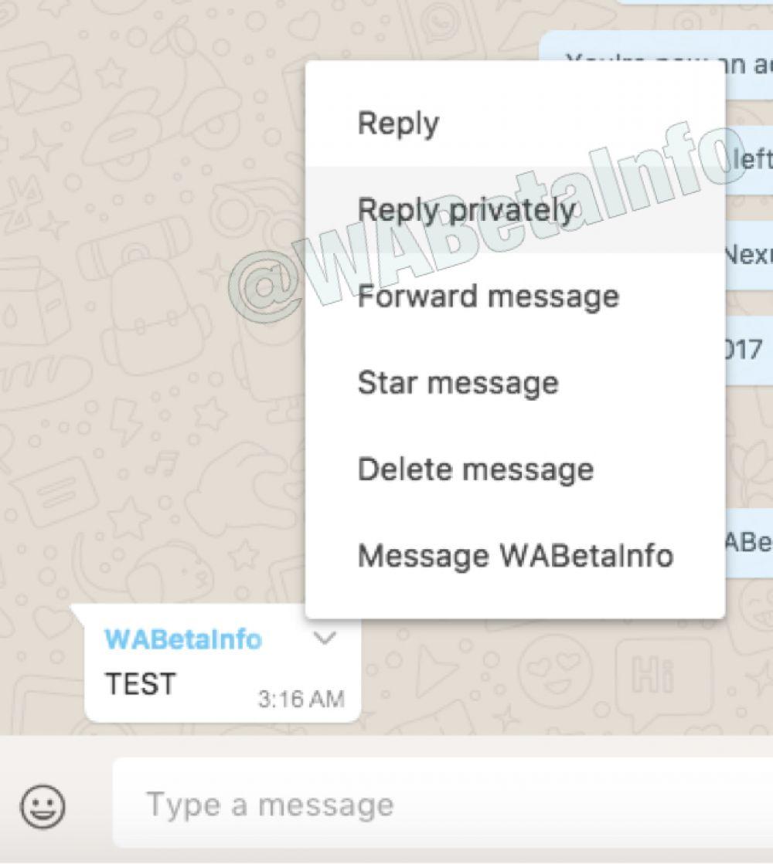 Conozca algunas de las actualizaciones que prepara WhatsApp para el nuevo año