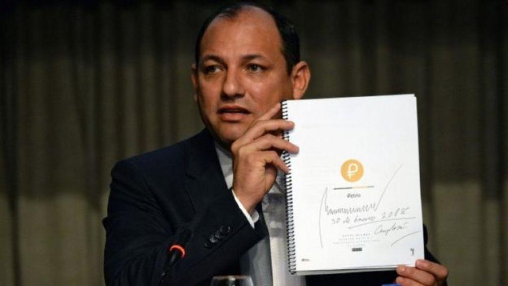 Comienza la preventa de Petro, la criptomoneda de Venezuela