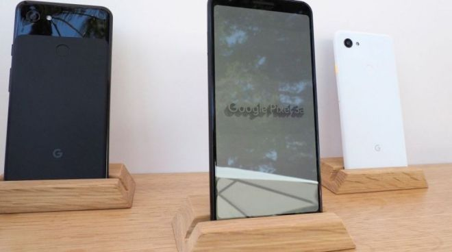 Los nuevos Pixel de Google.