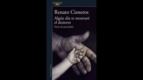 El nuevo libro de Renato Cisneros.