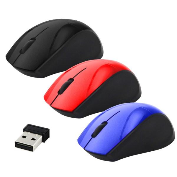 Mini Mouse Inalambrico Optico