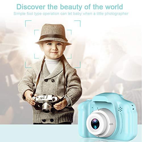 Camara Digital Niños Uso Rudo Full Hd Fotos Video 1080P