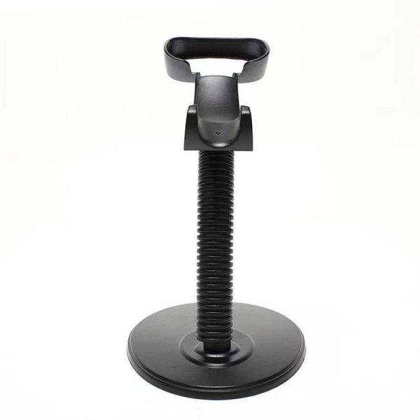 Soporte Flexible Lector Códigos De Barras Base Laser