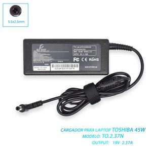 Cargador Laptop Compatible Toshiba Mini 19v 3.42a 5.5*2.5mm