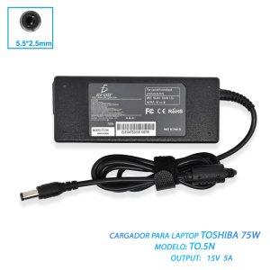 Cargador Toshiba Satellite Tecra Portege 15v 5a Liquidacion