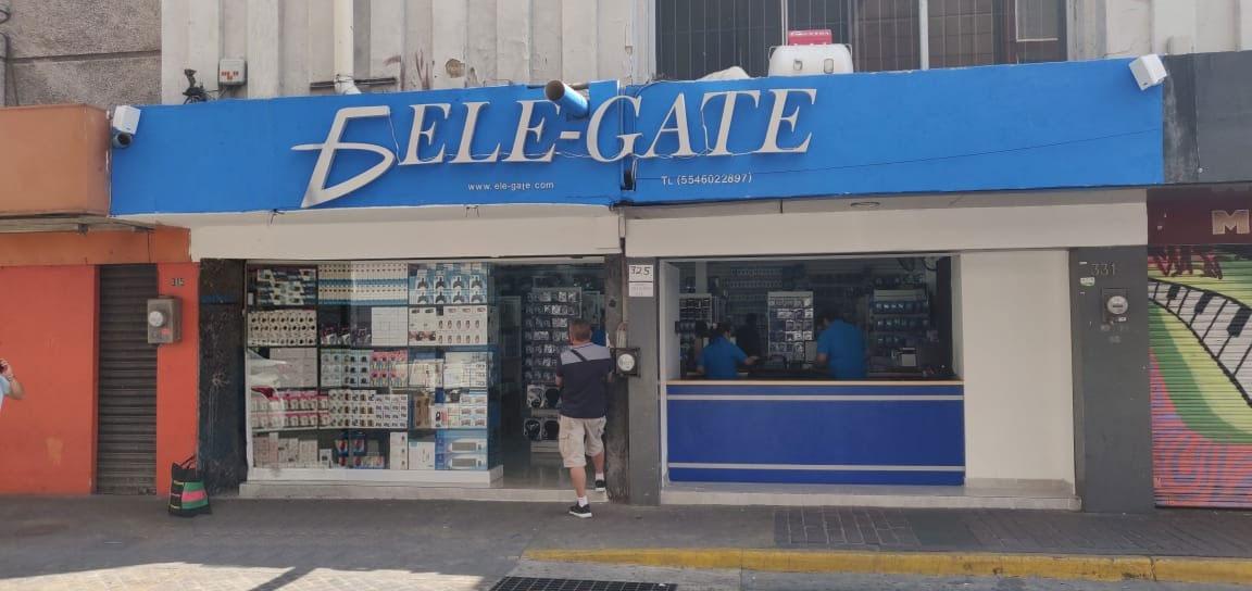 ELE-GATE Customer Service Guadalajara