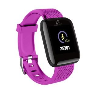 Smart Band 116P Plus Reloj Pulsera Inteligente Sensor De Ritmo Cardíaco