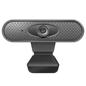 Webcam Usb Cámara Computadora Con Micrófono Hd 1080p