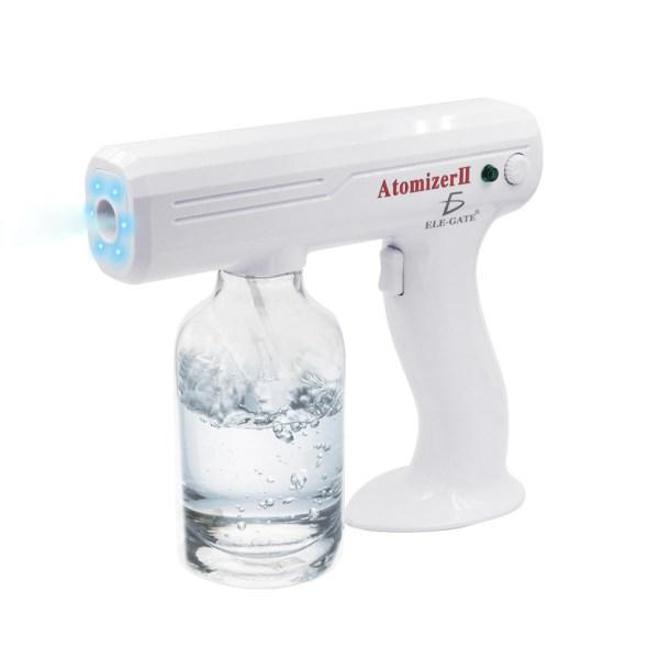 Pistola Nebulizador Ulv Portátil Sanitizacion Desinfección