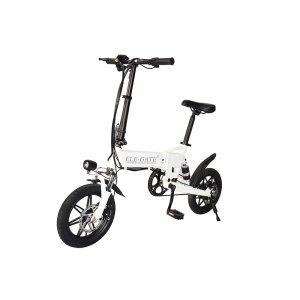Bicicleta Electrica Plegable Ajustable Llantas 14 Pulgadas