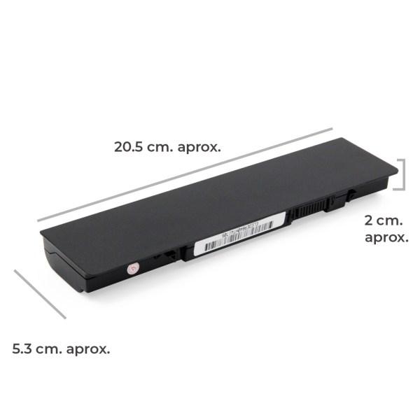 Bateria Compatible Dell Inspiron 1410 Vostro A840 1014 1015