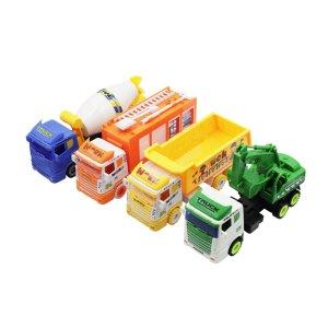 Juguetes de Vehículos articulados de Construcción para niños