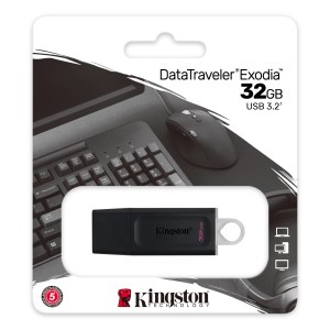 Memoria USB Kingston DataTraveler DTX 32GB USB 3.2