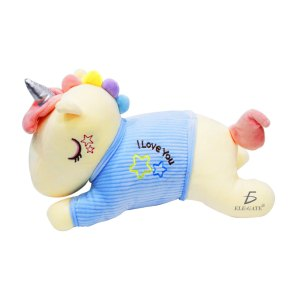 Unicornio Pony De Peluche Arcoiris Juguete Suave de 30cm