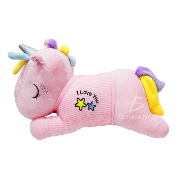 Unicornio Pony De Peluche Arcoiris Juguete Suave de 35cm