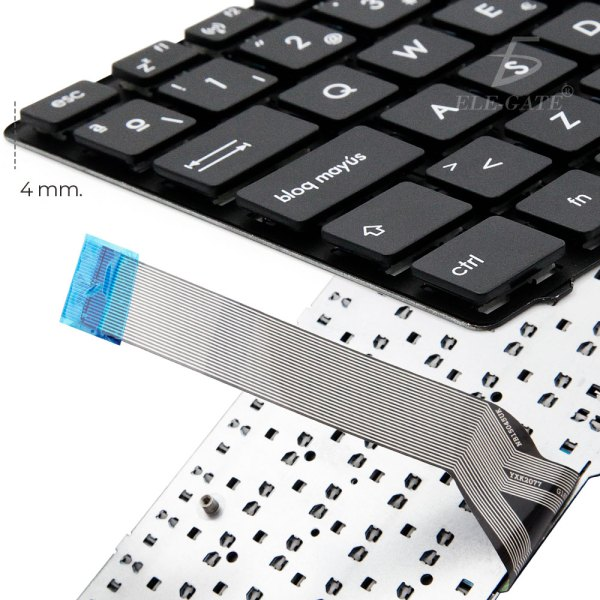 Teclado Laptop Compatible Asus K45 K45a A45a U44 K45vd A45 U44s K45v Español