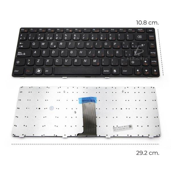Teclado Laptop Compatible Lenovo G480 G480a Z380 Z480 Z485