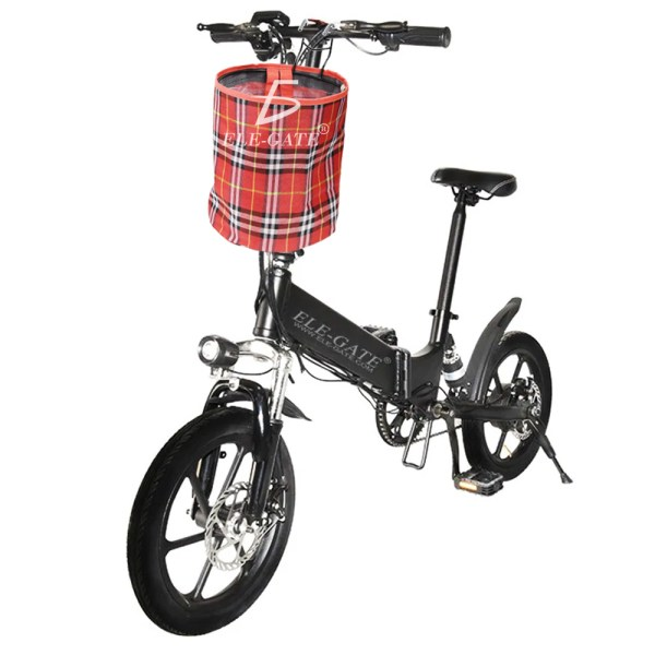 Bolsa para guardar Comida de frutas para bicicletas