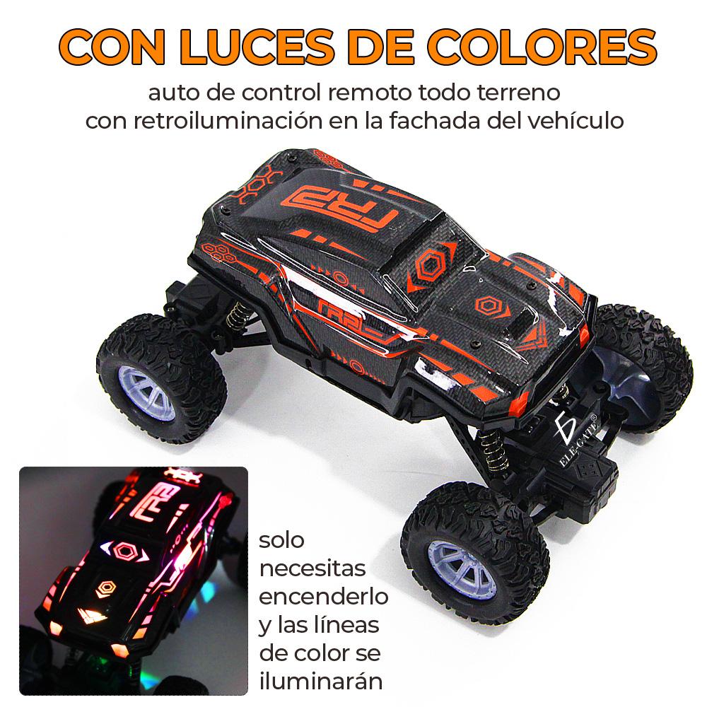 coche con luces