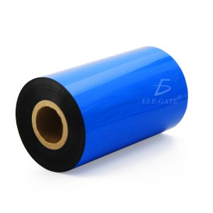 Ribbon De Cera Eco 110x300 Mts Para Impresora De Etiquetas