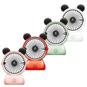 Mini Ventilador Personal Plegable y Recargable Mickey