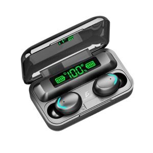 Audífonos Inalámbricos F9 8d Bluetooth 5.0 Tws Deportivos