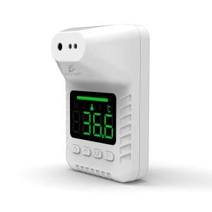 Termometro Infrarrojo Automedicion Intelligent K3X Pared Factur Sin Contacto