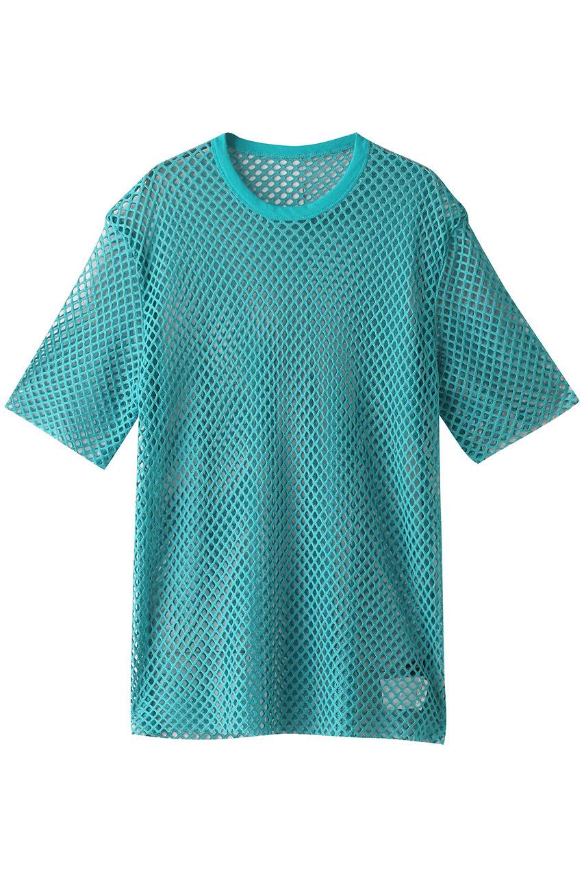 MAISON SPECIAL メゾンスペシャル メッシュTシャツ BLU(ブルー)