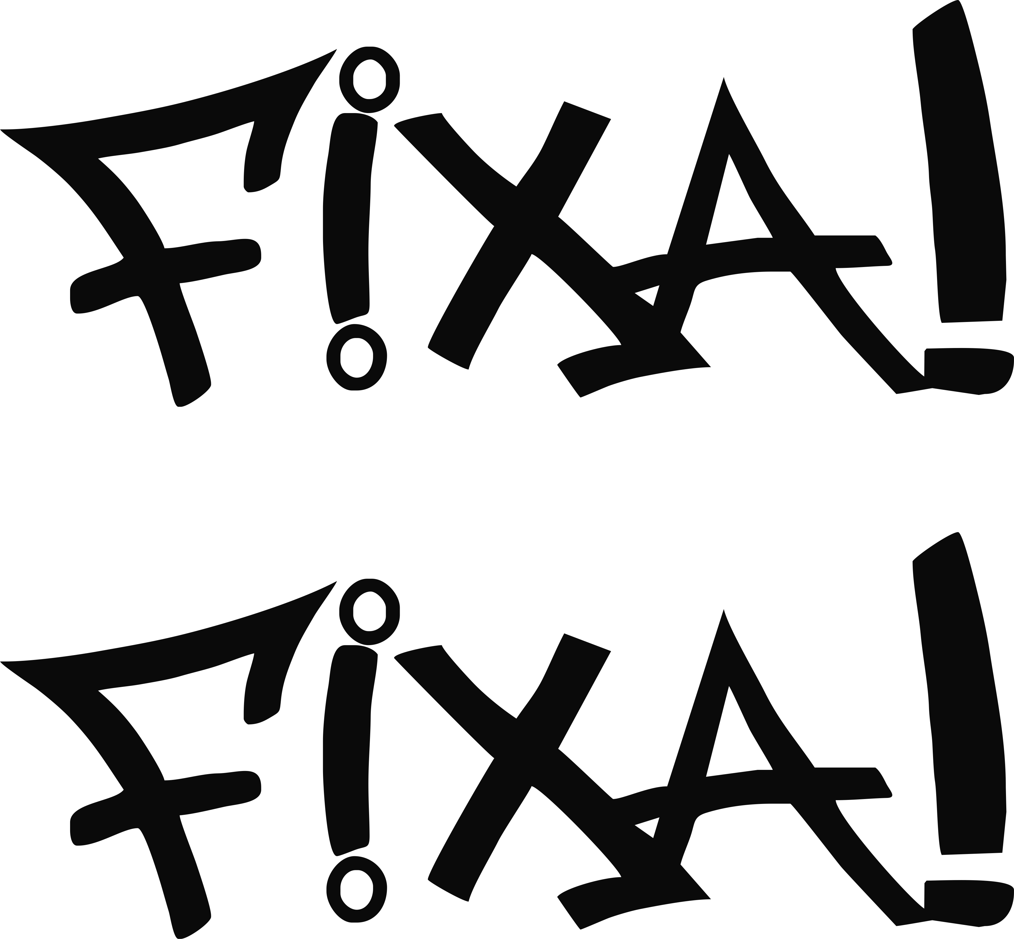 Adesivo Fixa 2 Pecas Motos Carro Tuning