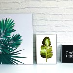 Conjunto 3 Quadro Decorativo Planta Decor Tumblr No Elo7 The Beauty Home 109df47