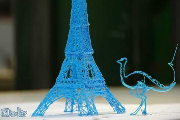3Doodler:  La nueva pluma que permitirá hacer dibujos físicos en 3D