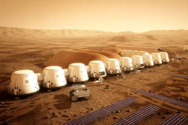 Proyecto Mars One ya tiene 100 voluntarios para viajar a Marte sin regreso