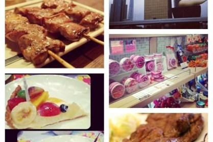 日本|東京自由行-晴空塔/新宿必吃行程♥牛舌定食/Qu'il Fait Bon水果派/新宿串燒/HARBS蛋糕