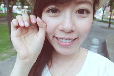 美睫|中山-Charming girl喬米時尚美學 少女般絕美的乾燥花x貝殼 凝膠指甲