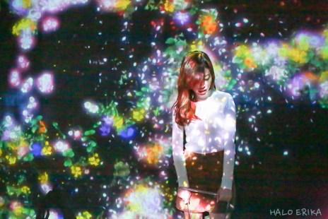 展覽|超美超適合拍照的華山互動展 TeamLab: 舞動!藝術展 & 學習!未來の遊園地