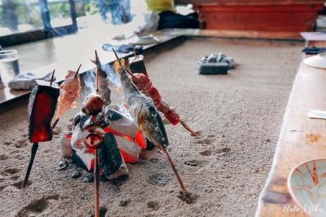 日本北九州熊本 阿蘇鄉土料理-高森田樂保存會 隱身在深山中的鄉土料理