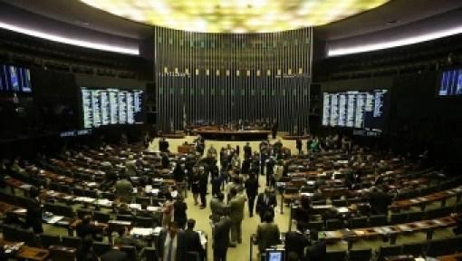Plenário da Câmara dos Deputados  Foto: André DusekEstadão