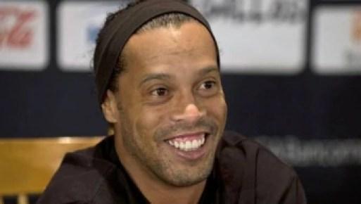 Ronaldinho Gaúcho, ex-jogador de futebol Foto: Ronaldo Schemidt/ AFP