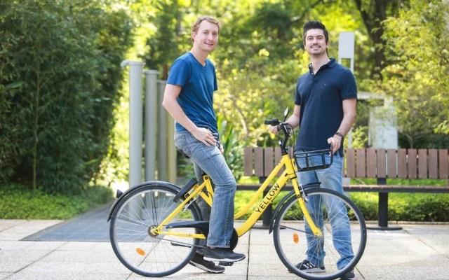 Confundadores do primeiro unicórnio brasileiro, a 99, Renato Freitas e Ariel Lambrecht fundaram a Yellow em 2018
