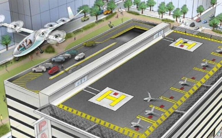Uber que desenvolver carros voadores