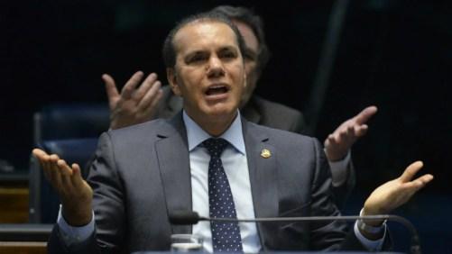 Senador Ataídes Oliveira (PSDB-RO) - Jefferson Rudy/Agência Senado